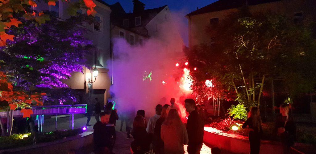 Bürgerfest Hof 5