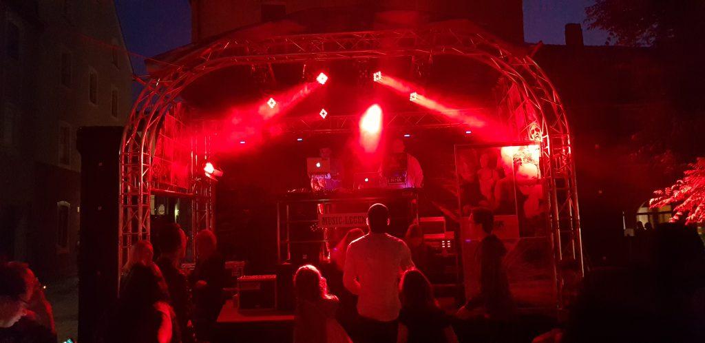 Bürgerfest Hof 4