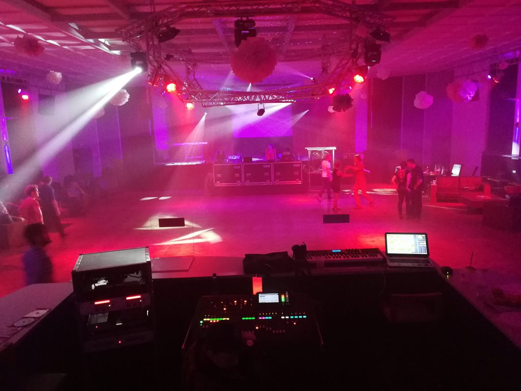 Sachsenringhalle Zwickau, Salsa