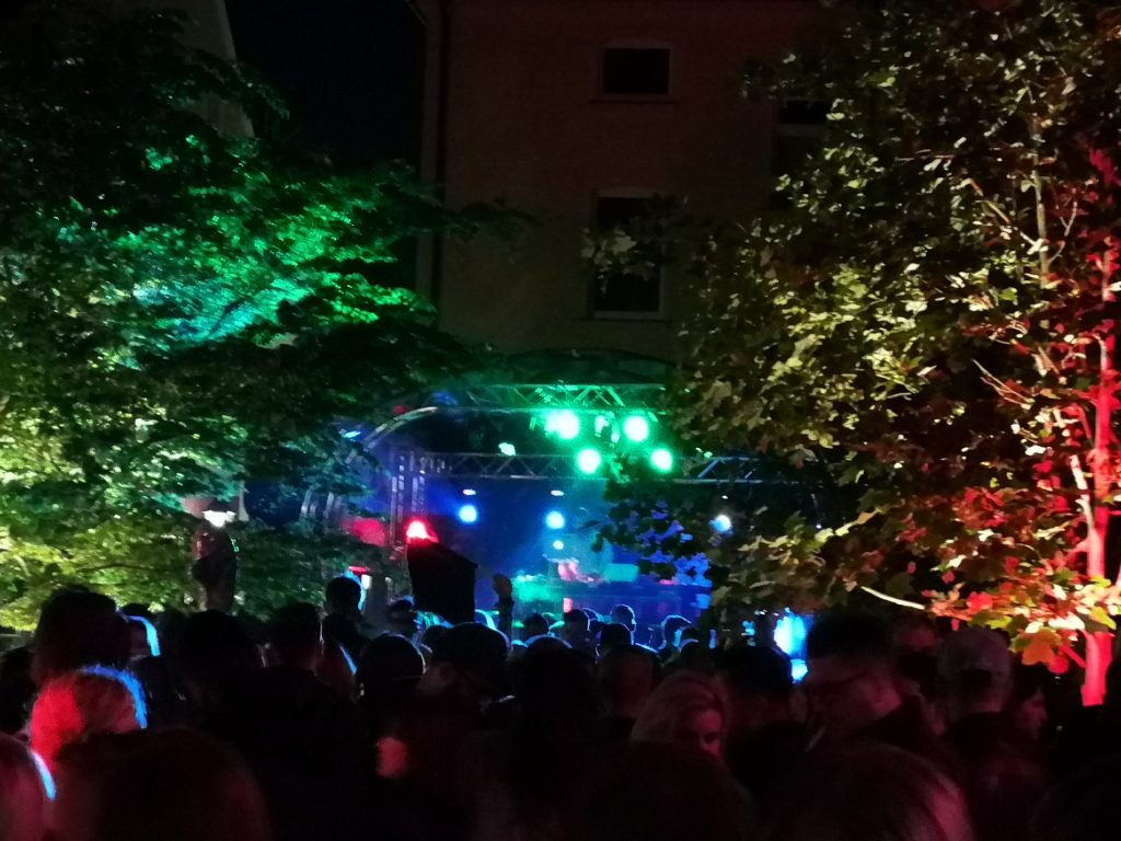 Bürgerfest Hof 1